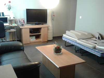 Duplex twee slaapkamer appartement in Bachte-Maria-Leerne-2500m2