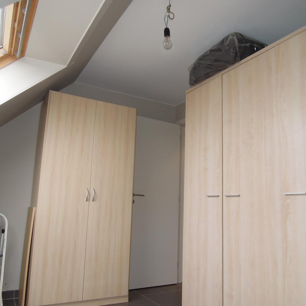 Duplex twee slaapkamer appartement in Bachte-Maria-Leerne