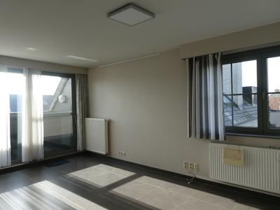 Duplex appartement avec 2 chambres à Bachte-Maria-Leerne-2500m2